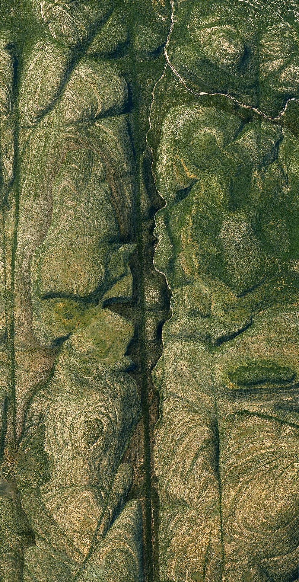 Earth Portrait 18 South Africa, 2015, cm 70×36, 1/9