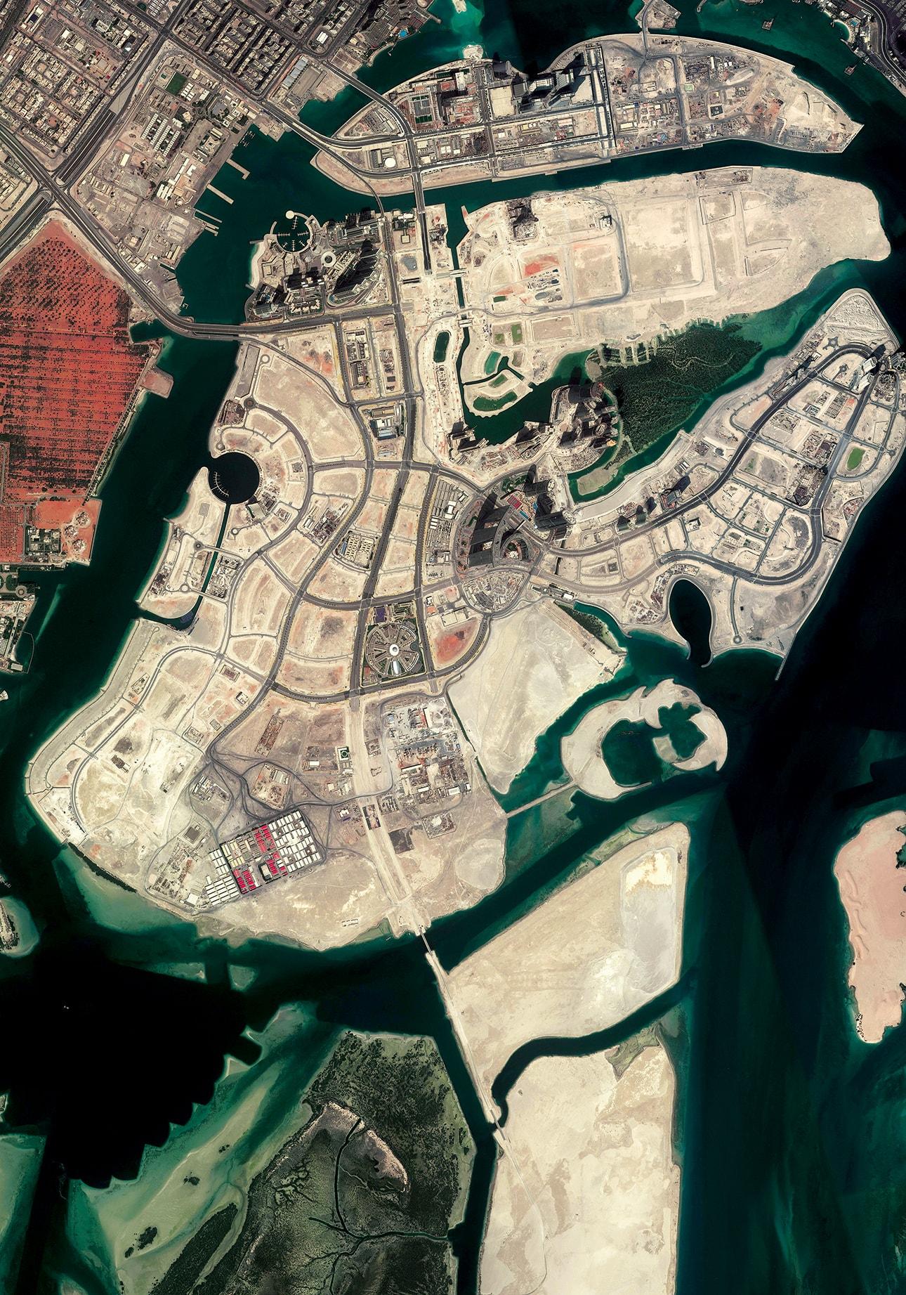Human's City 1 Abu Dhabi, 2013, cm 120×84, 1/9