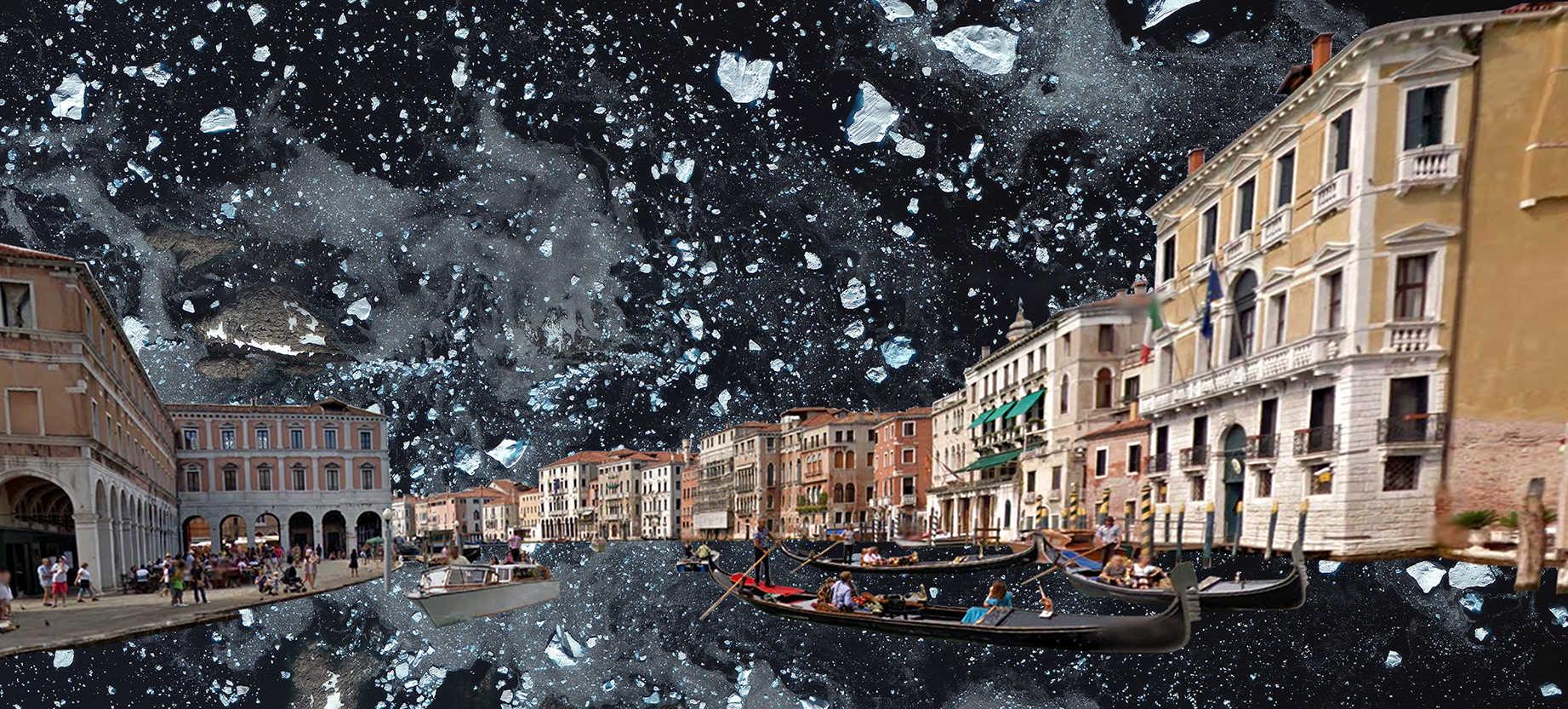 ICE-SPACE Venice, 2015, 1/9