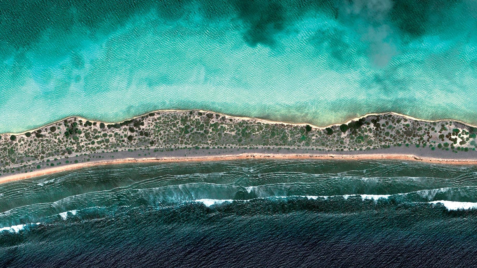Oceania Sky-Land 1, 2014, cm 67×120, 1/9