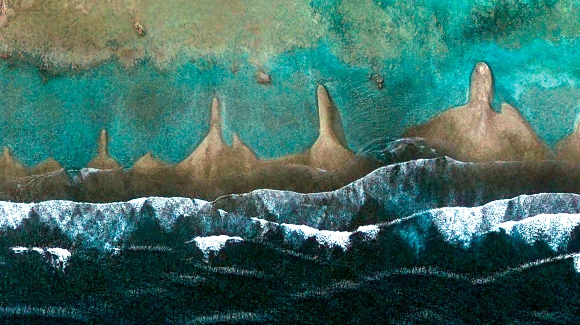 Oceania Sky-Land 3, 2014, 1/9
